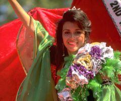 Arubaanse doet mee aan culturele festiviteit - klein