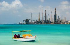 olieraffinaderij - klein