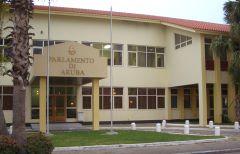 Parlementsgebouw - Parlamento di Aruba - klein