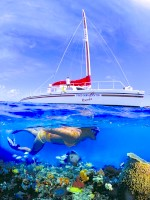 Red Sail Sports Catamaran Snorkel Sail