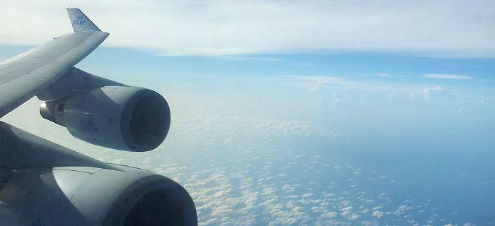 Aankomstijden van KLM op Aruba