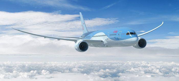 Arke vliegt naar Aruba met een Boeing Dreamliner!