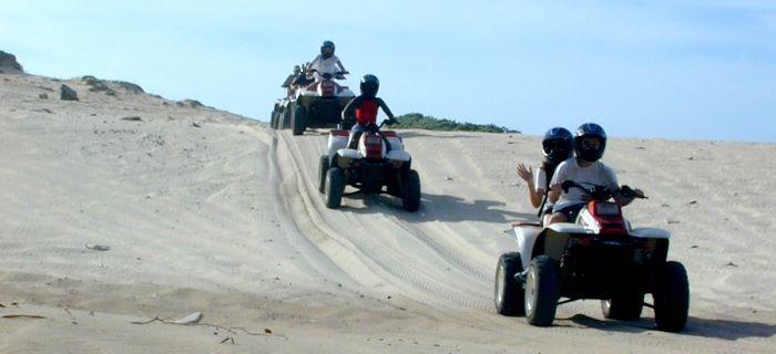 ATV Quad Eiland Tour
