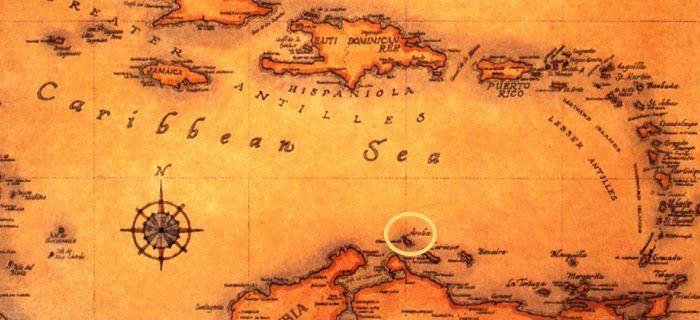 Onderdeel van de Benedenwindse eilanden in de Caribische Zee