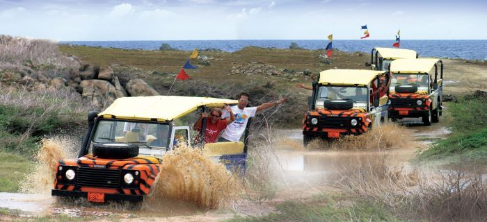 Eiland Jeep Safari Tours - Trips - Excursies