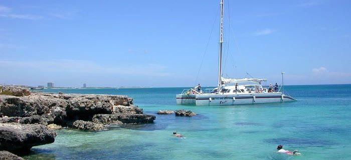 Malmok en het begin van Boca Catalina